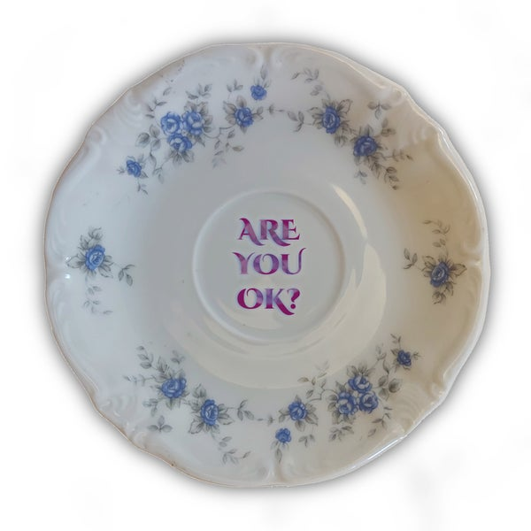Image of ARE YOU OK? (Ref. 10)