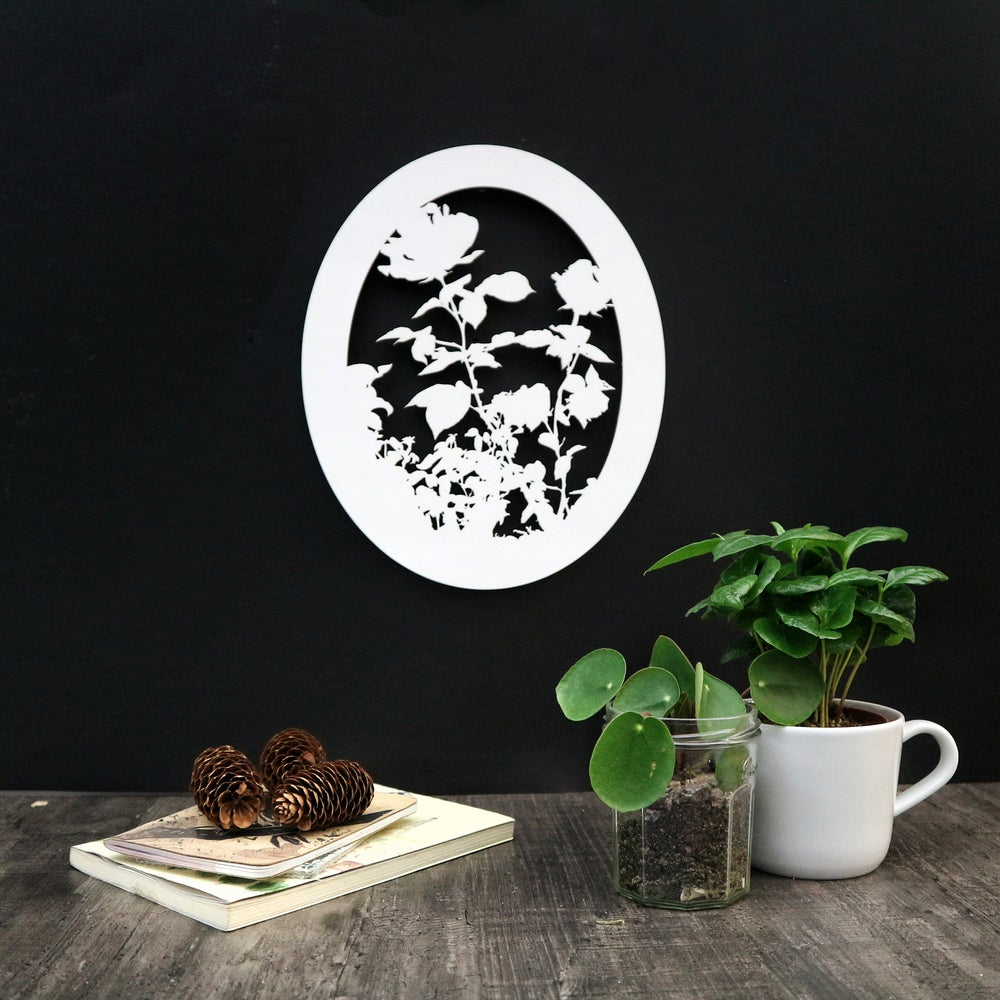 Image of Rose Silhouette