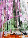 White noise - Modern abstract painting