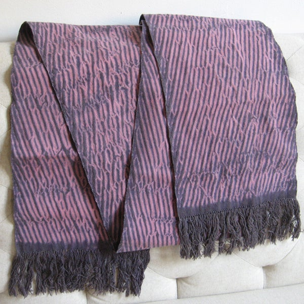 Image of Woven Shibori - Brazilwood