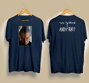 Andy Roy SPIDER T Shirt by Tobin Yelland