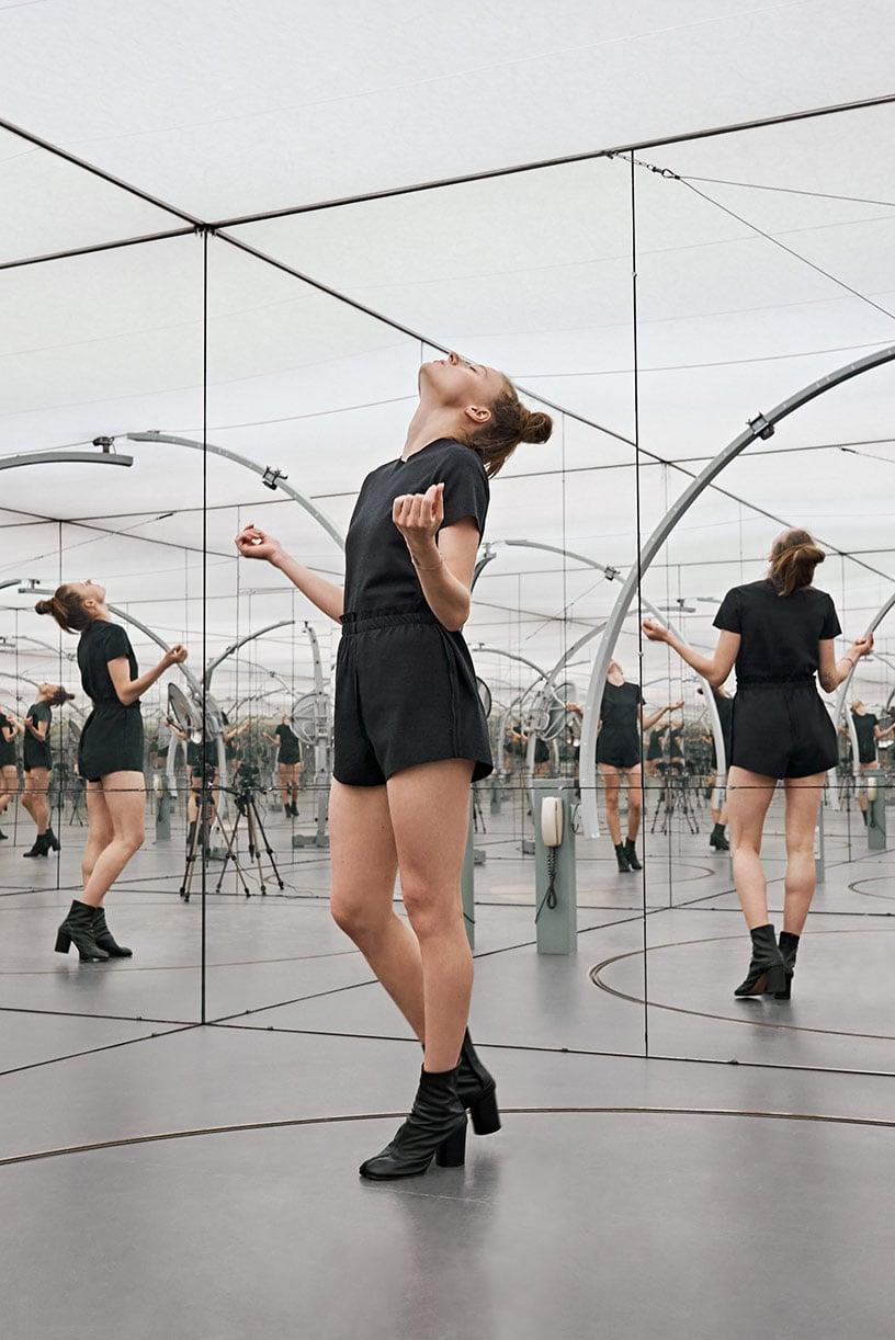Image of OF 1  Shorts - Organic cotton - Dark grey