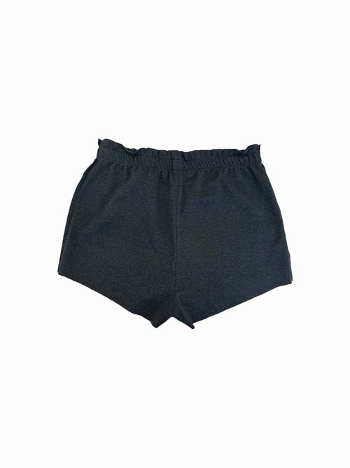 Image of OF 1  Shorts - Organic cotton - Dark grey
