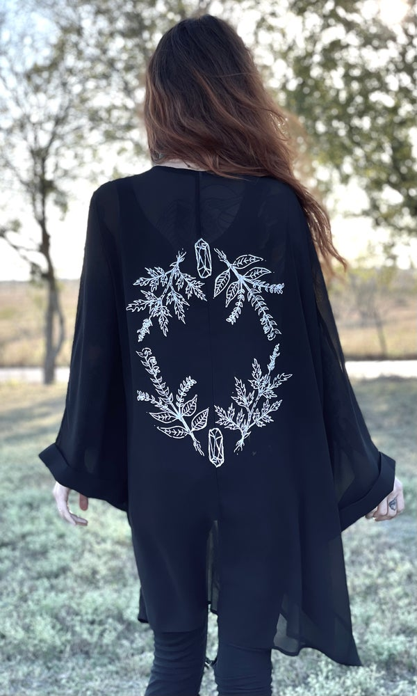 Image of THE HEDGEWITCH KIMONO