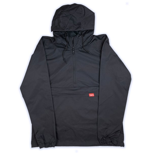Image of Tigatu Anorak Jacket - Black