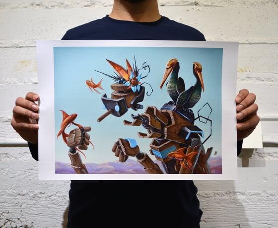 Image of Dendro Print