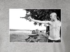 Andy Roy Sacto guns T Shirt