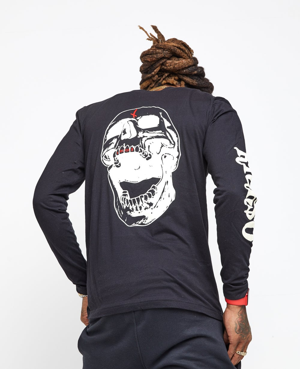 Image of Pray For Wealth L/S
