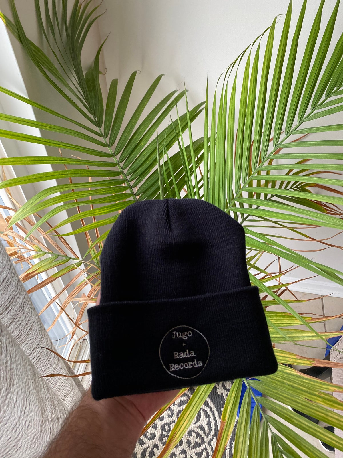 J+R Records Winter Hat