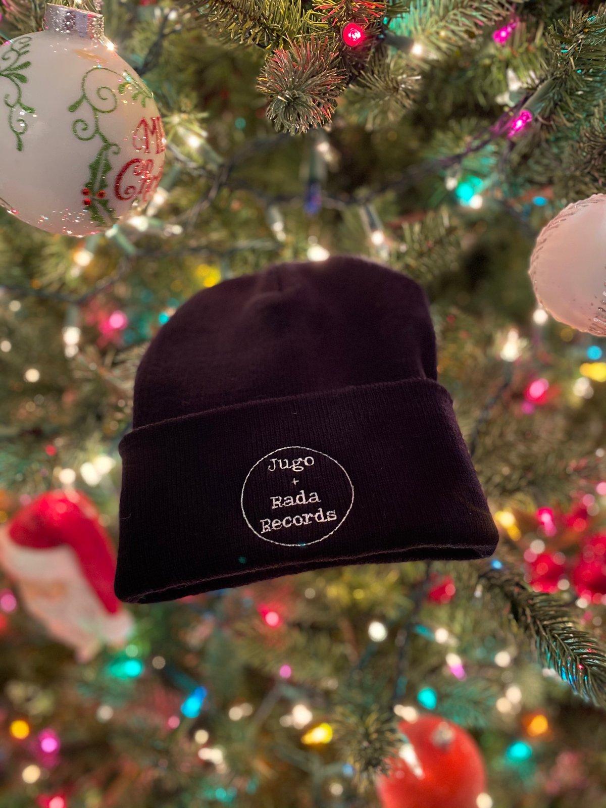 J+R Records Winter Hat