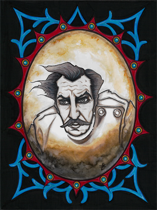 Image of Vincent Price ( Horror Icon)