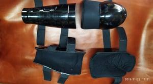 Image of MARA JADE LEGS ARMOR