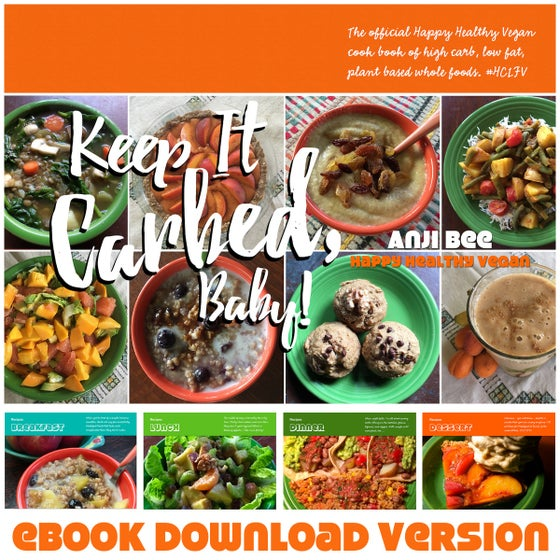 Image of Keep It Carbed, Baby! eBook [2nd Edition]