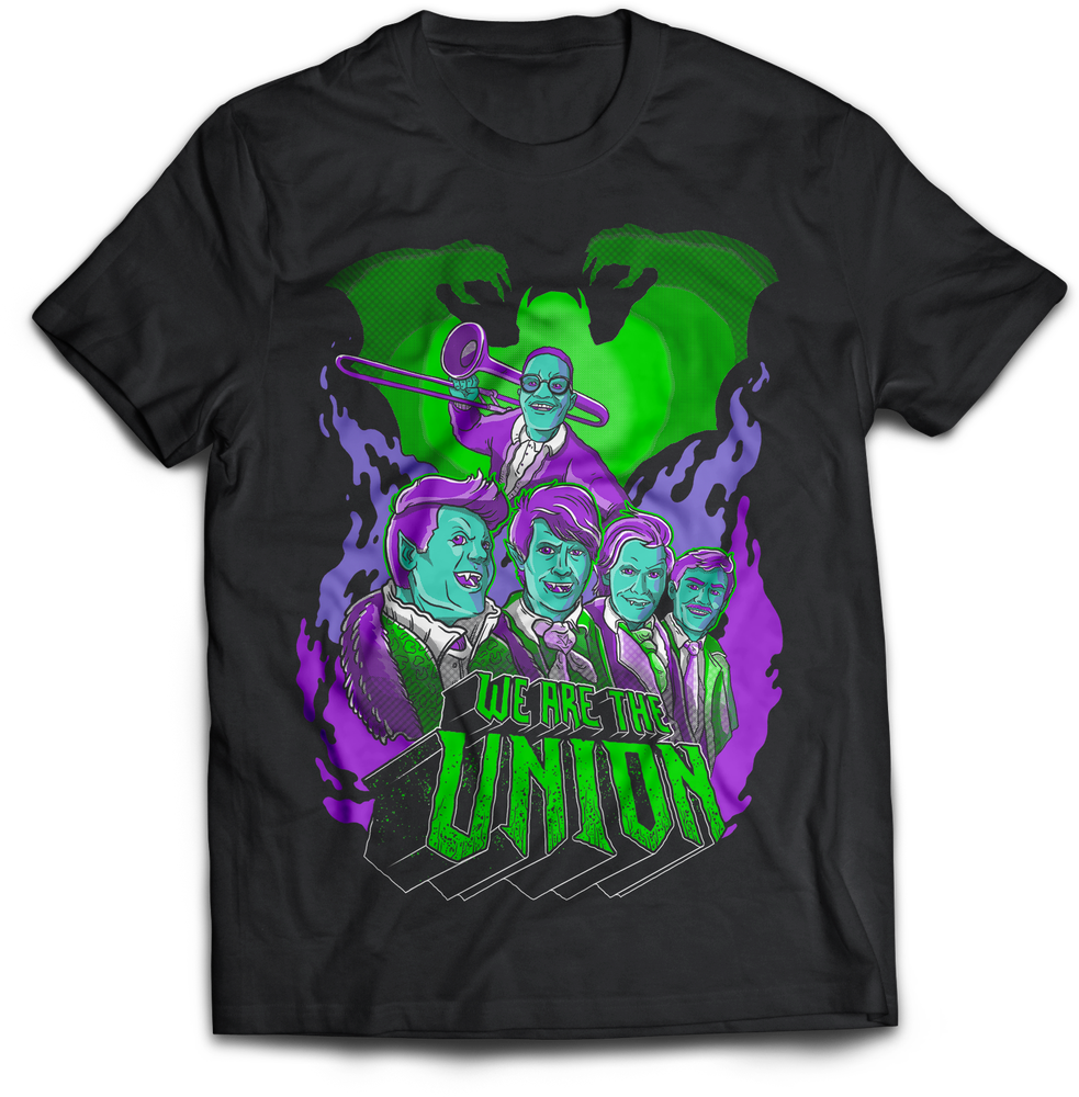 Image of WATU DO IN THE SHADOWS - UNISEX T