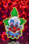 "Killer Klowns 4"" Stickers"