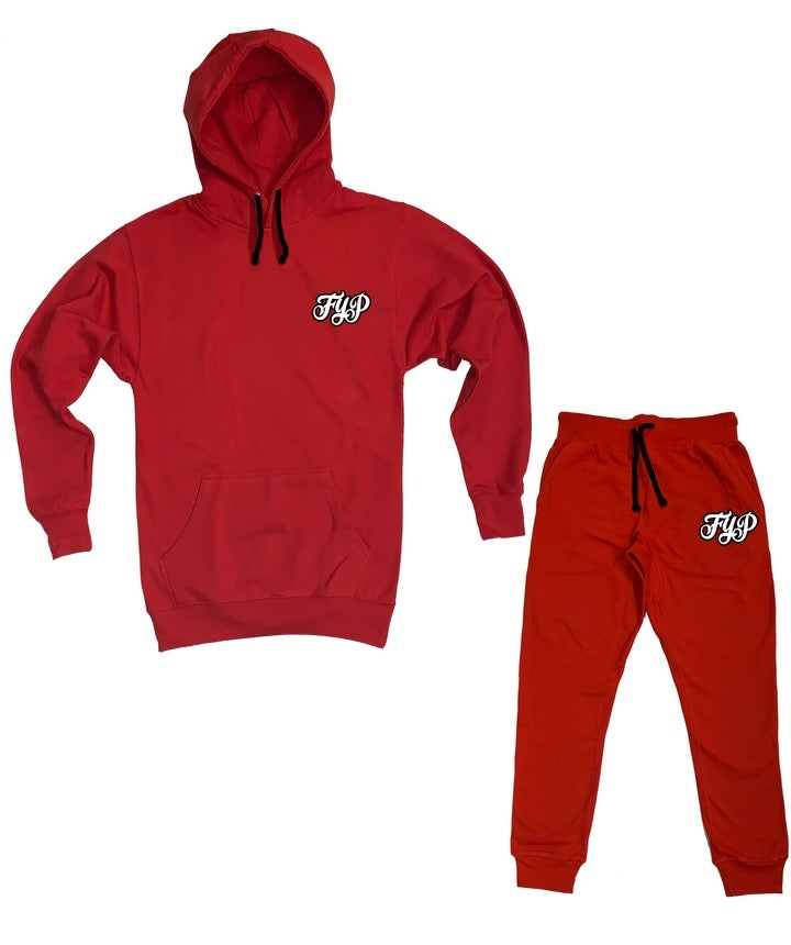 Image of Demon Red Jump Suit