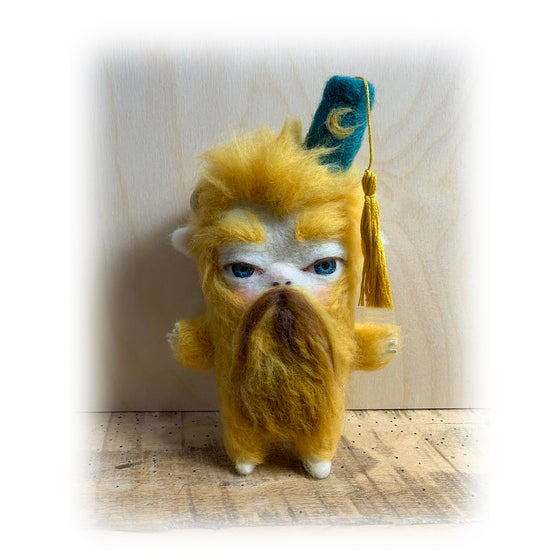 Image of Golden Yeti Mystic