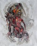 "Image 1 of ""War"" Giclee Print"