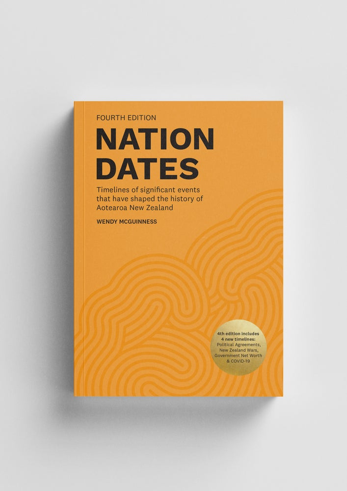 Image of Nation Dates (fourth edition)