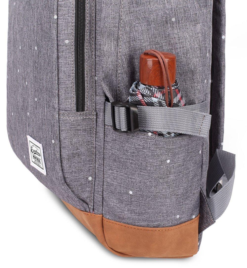 Eurokracy Backpack - Gray