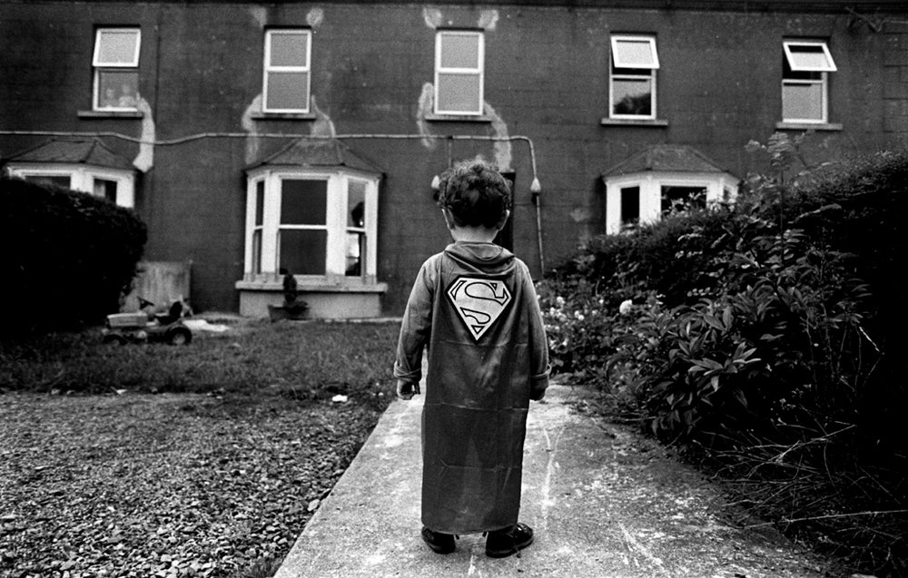 Image of Superman, Ireland