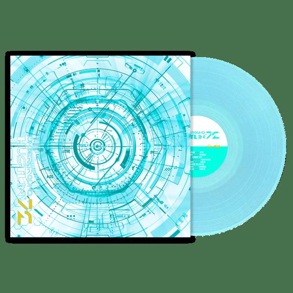 Image of UGH72 Limited Edition Electric Blue Vinyl LP [Pre-Order]