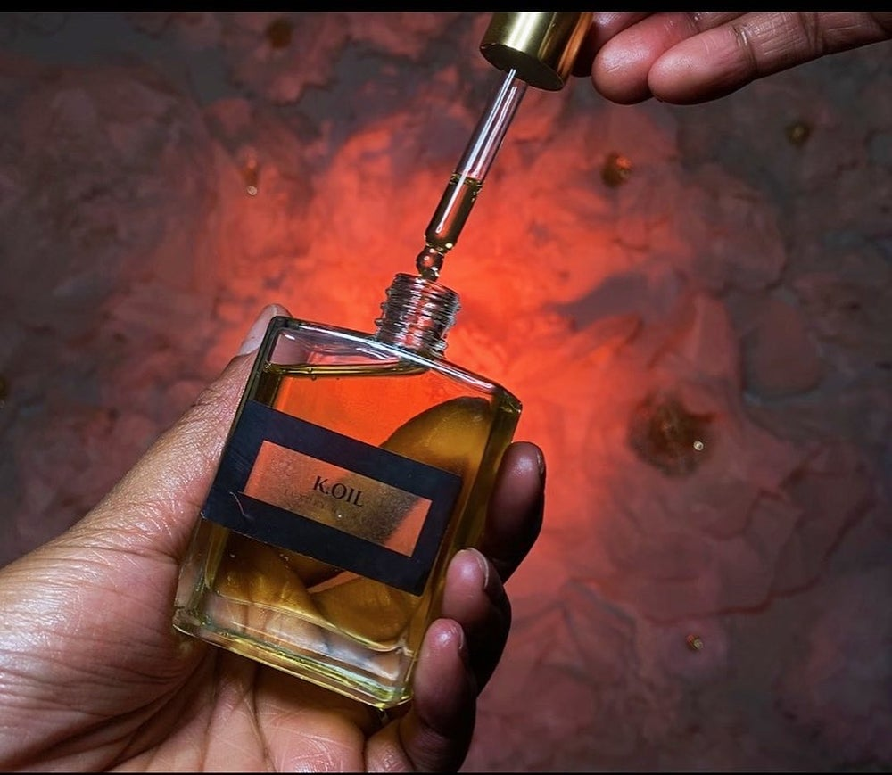 Image of K.OIL Luxury Hair oil