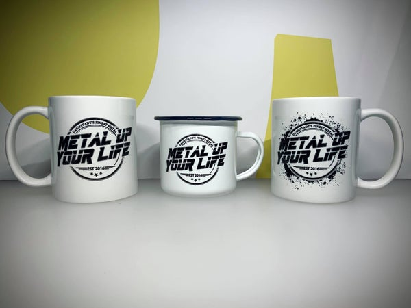 Image of Metal Up Your Life - Tasse