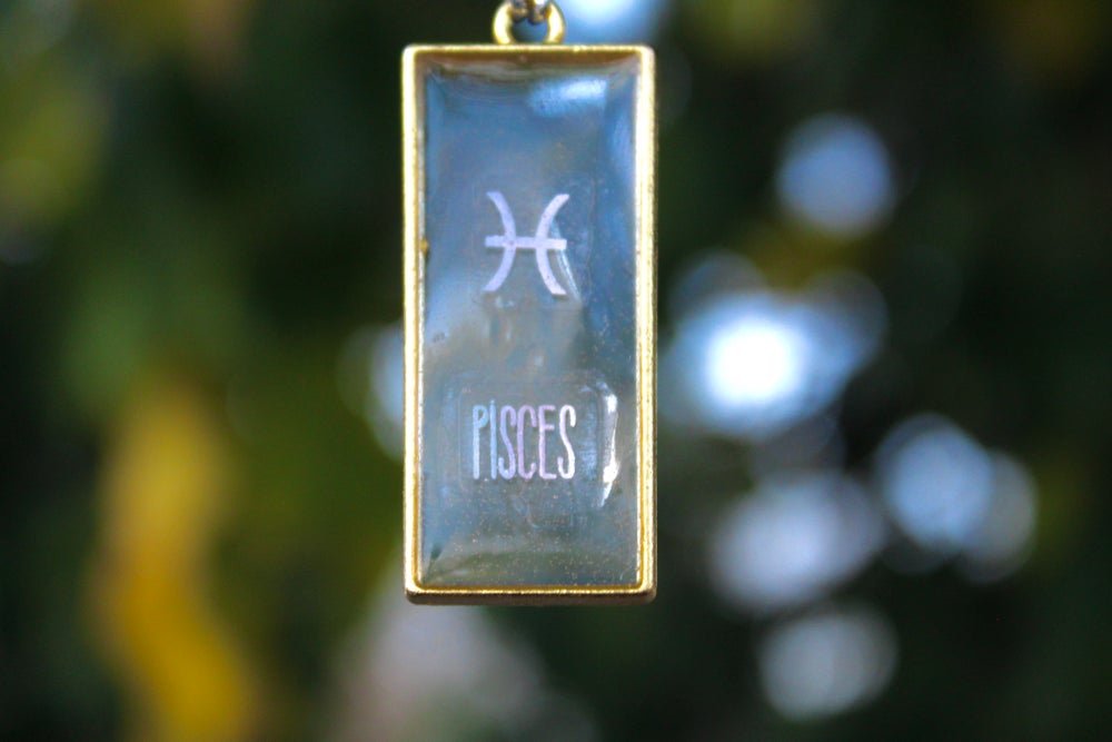 Image of Gold PISCES Frame