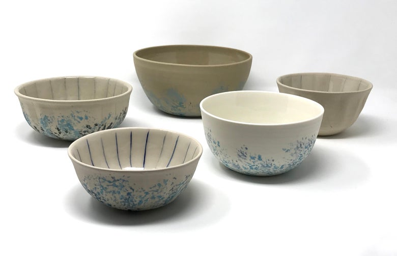 Image of Shell Bowls Medium