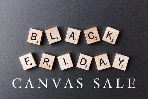 Image of Canvas Sale