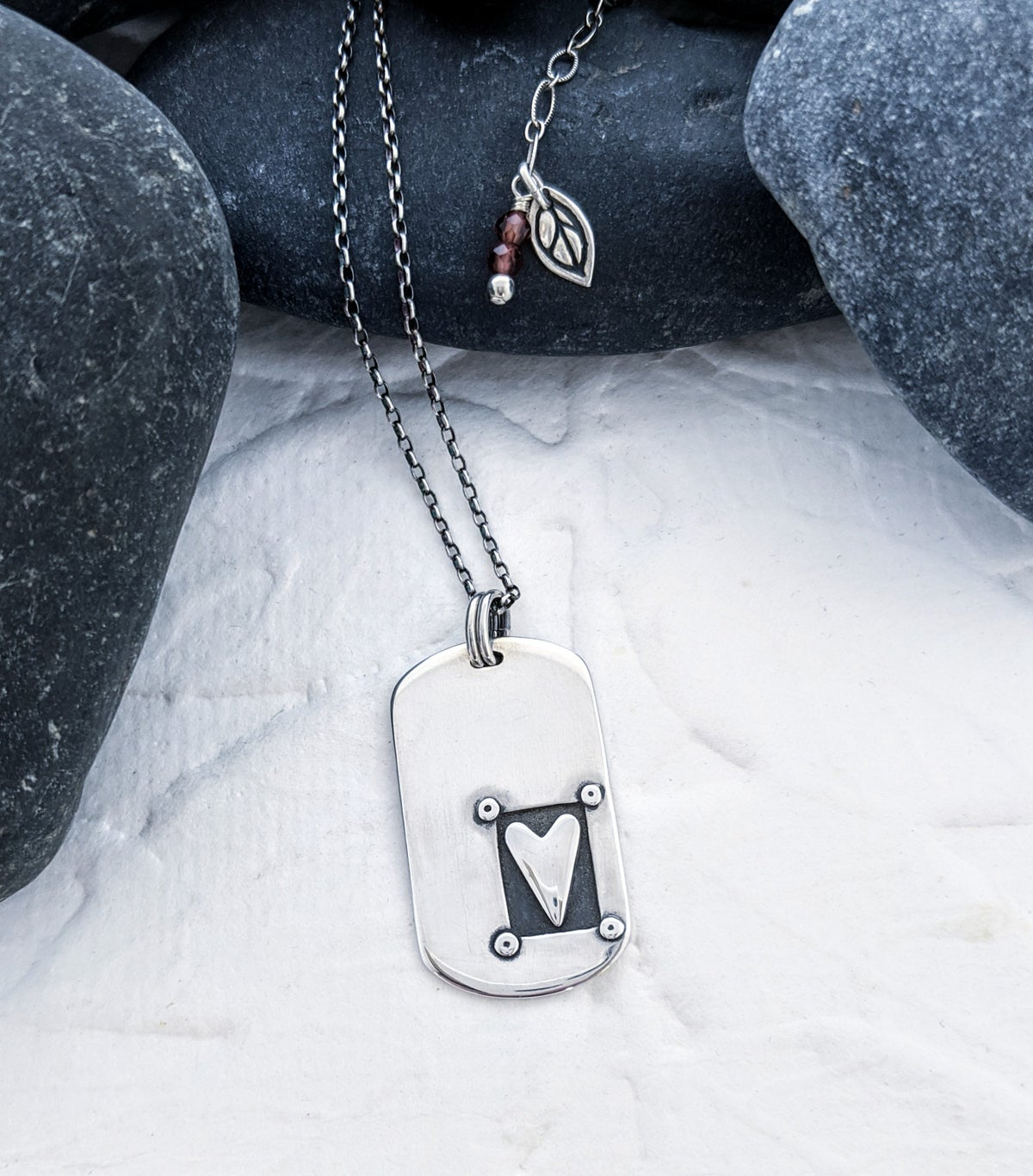 Image of Love and Honor Necklace
