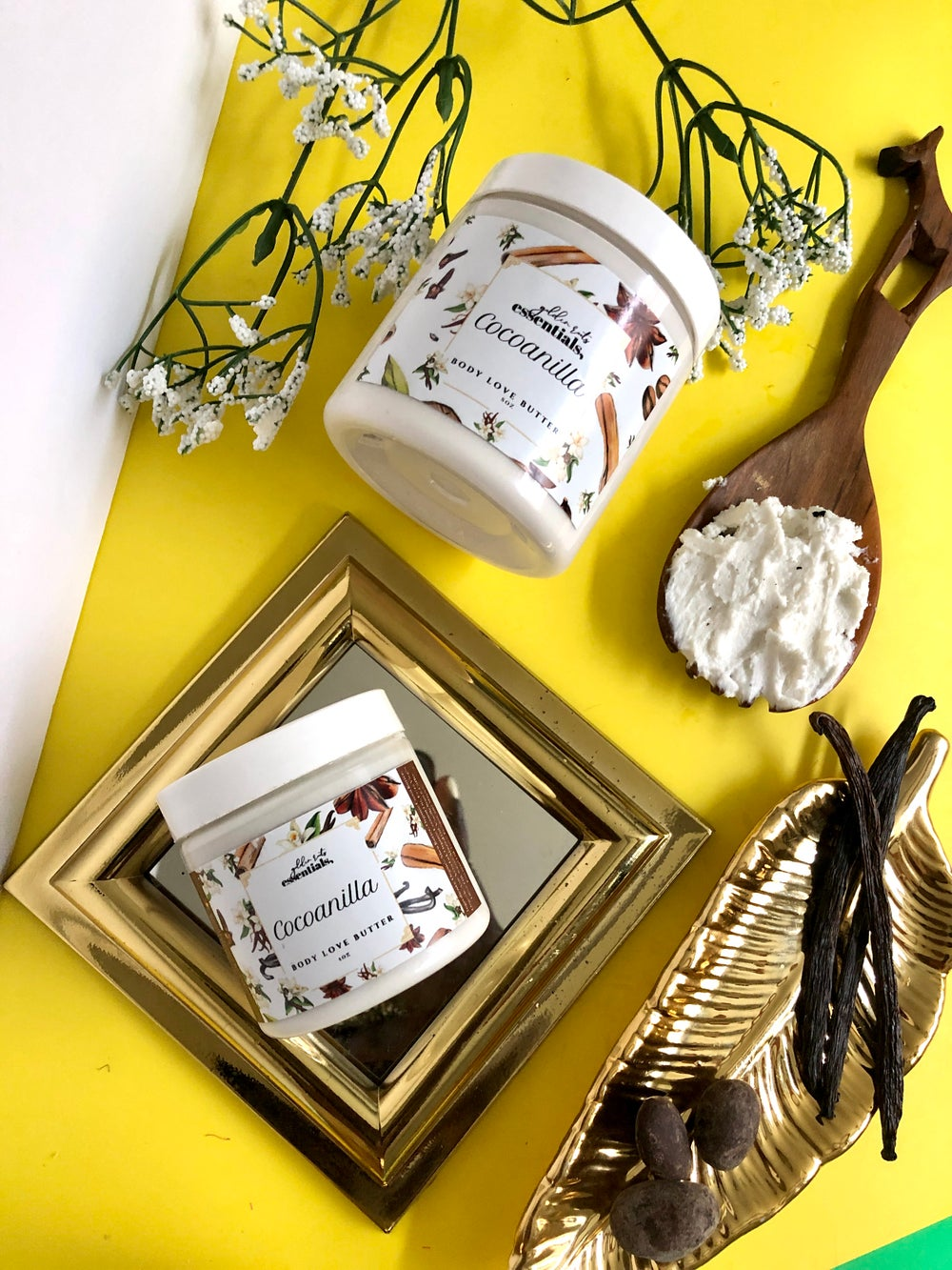 Image of Cocoanilla- Body Love Butter