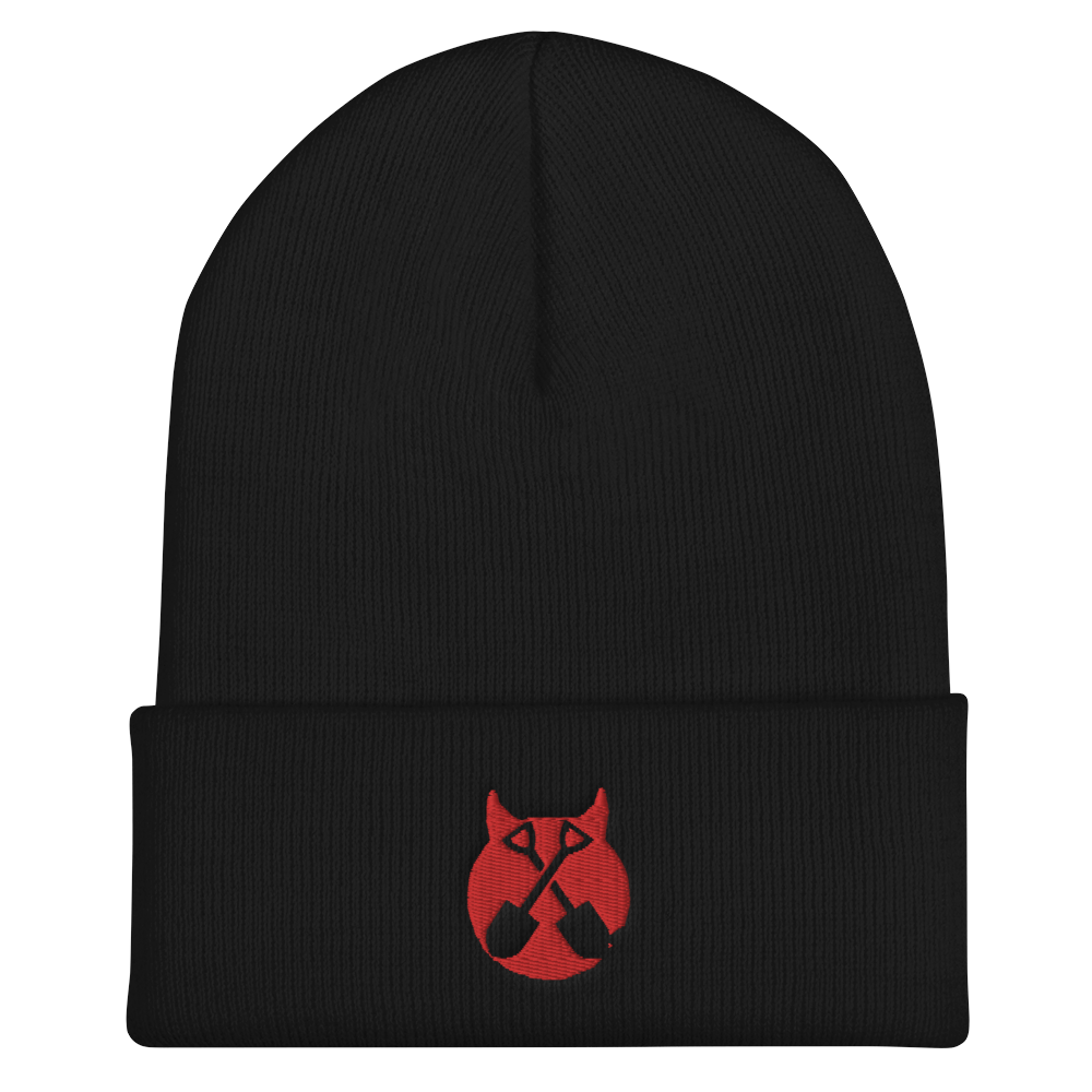 "Image of WEDNESDAY 13 ""I LOVE TO SAY F*CK""  BEANIE"
