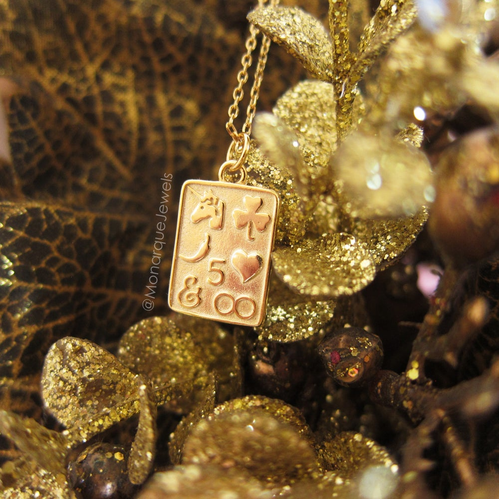 Image of Lucky Charm necklace
