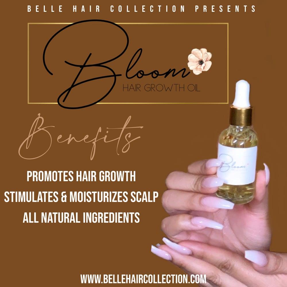 Image of Bloom Hair Growth Oil (1oz)