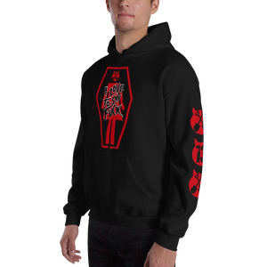 "Image of WEDNESDAY 13 ""I LOVE TO SAY F*CK"" - PREMIUM PULLOVER HOODIE"