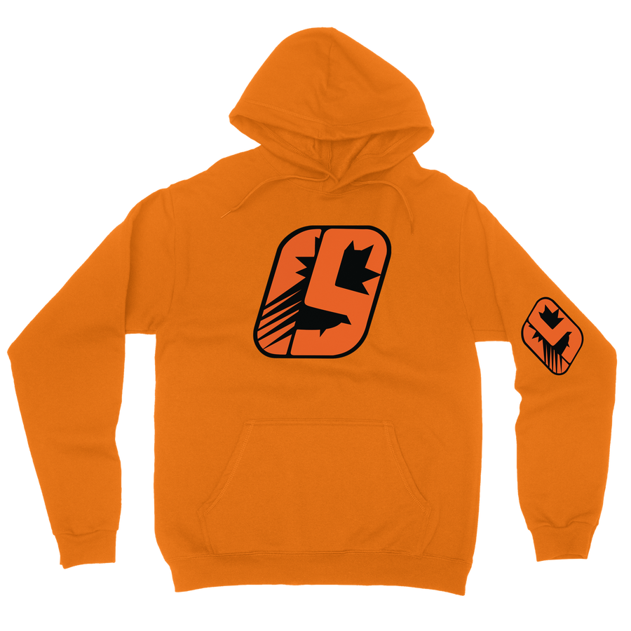 Image of All Star Hoodie (Orange)