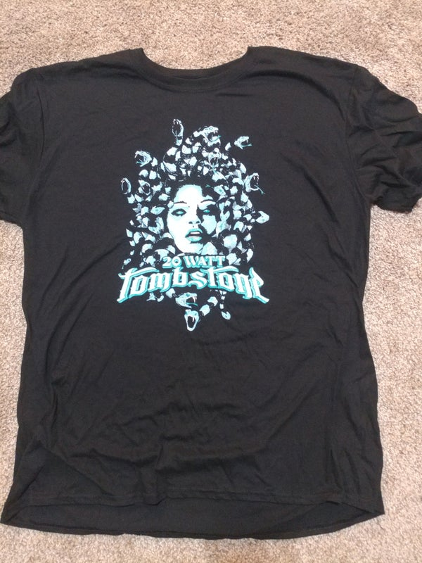 Image of Medusa design T-shirt by Johnathan Grimm