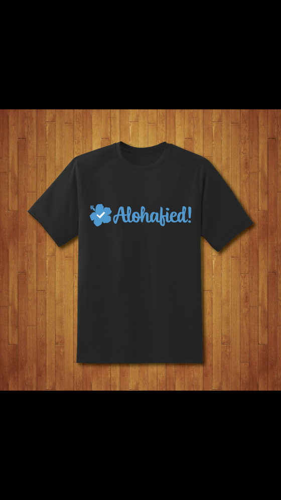 Image of Alohafied - Black