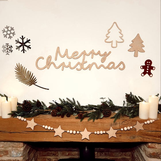 Image of Merry Christmas - Ready to ship