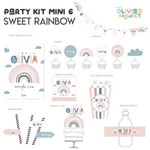 Image of Party Kit Impreso Mini 6