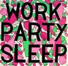 Work party sleep