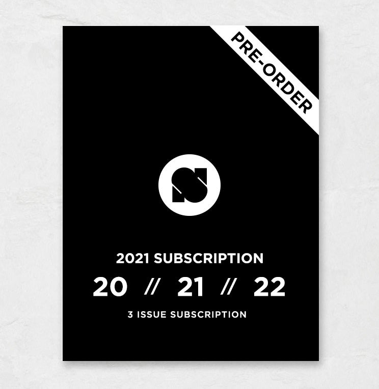 Image of Pre-Order: Sidetracked 2021 Subscription