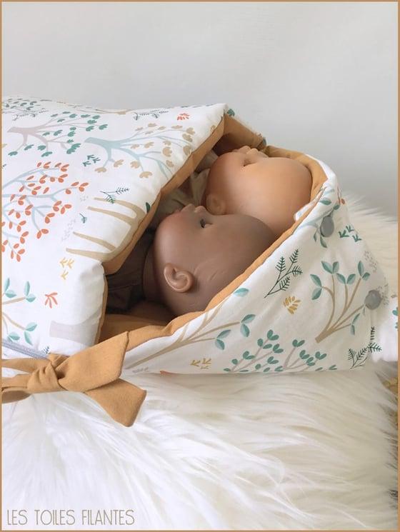 Image of En stock: Nid d'ange pour poupée