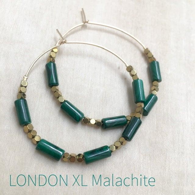 Image of LONDON XL Malachite
