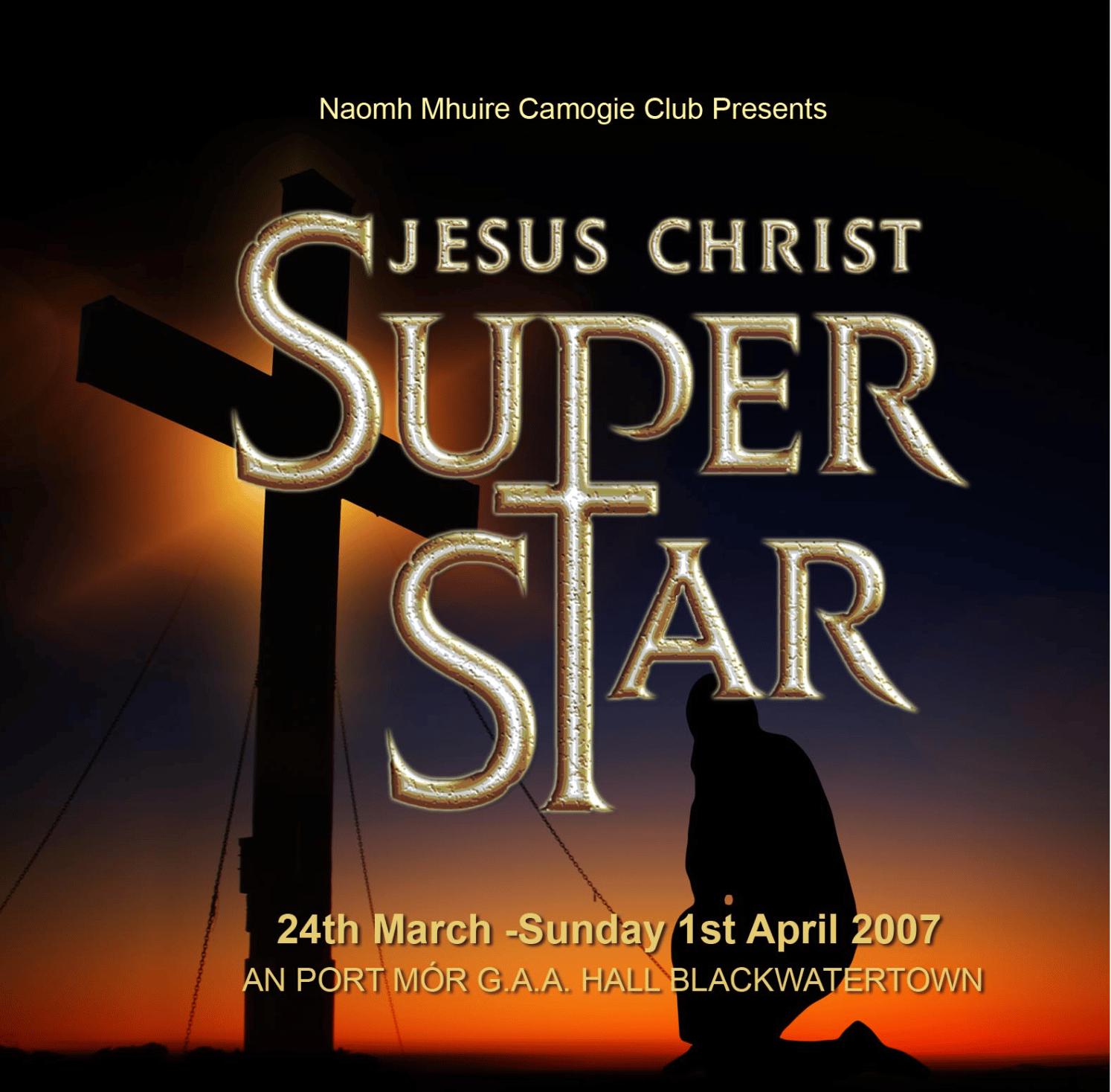 Image of Jesus Christ Superstar - LIVE DVD