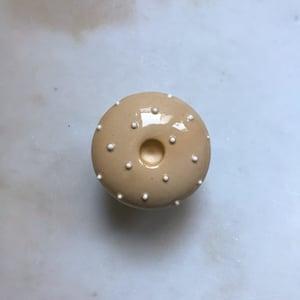 Image of Mushroom - candlestick / light brown // PREORDER
