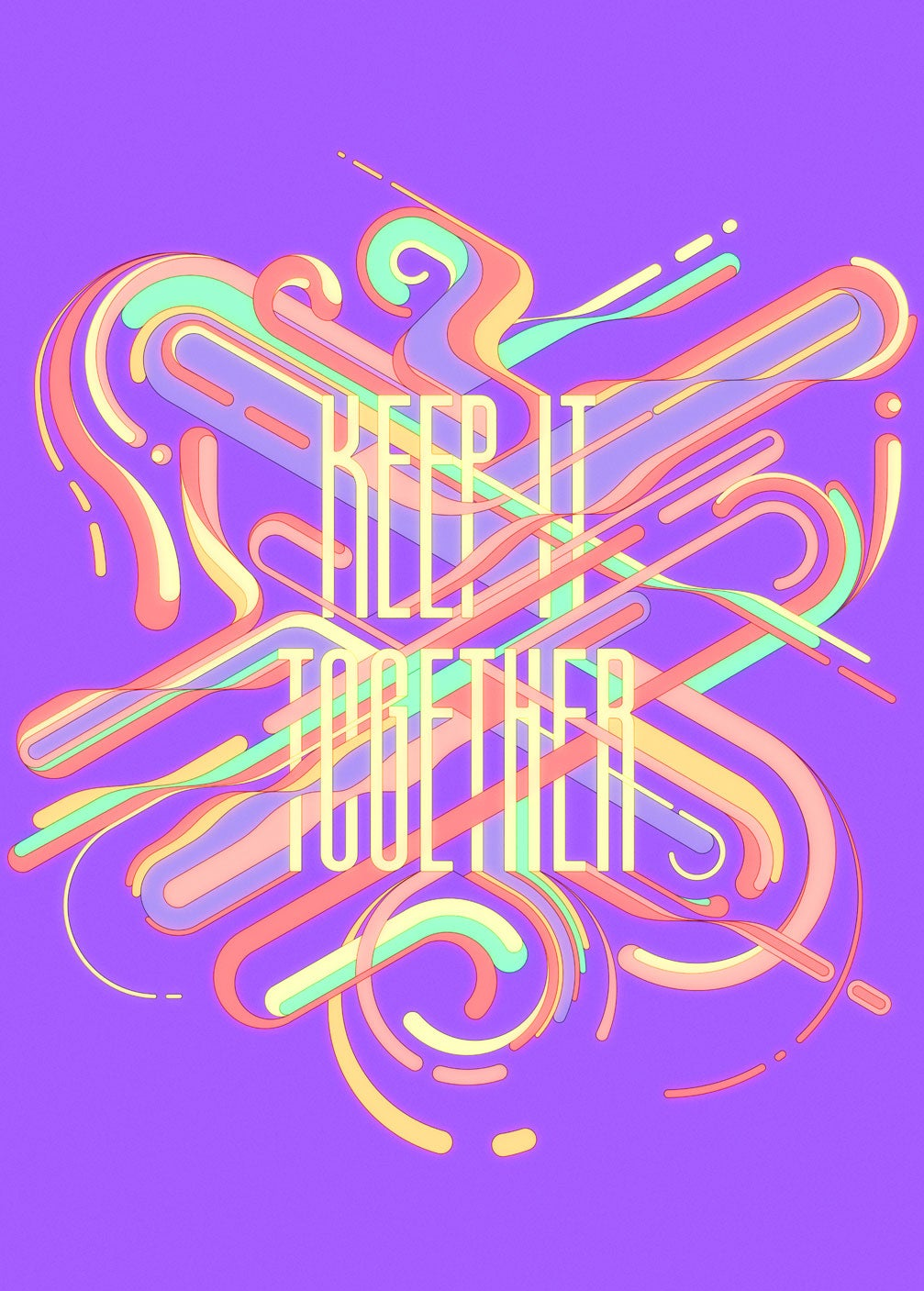 Image of KEEP IT TOGETHER