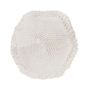 Image of CROCHET CUSHION ROUND